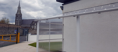 Canopies and Shelters for Schools